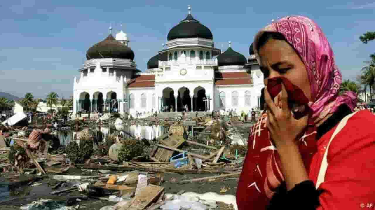 Gempa Terdahsyat dalam Sejarah Dunia,