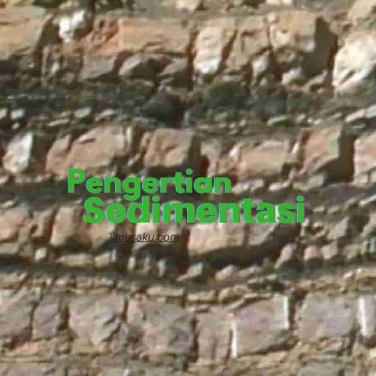 Pengertian sedimentasi