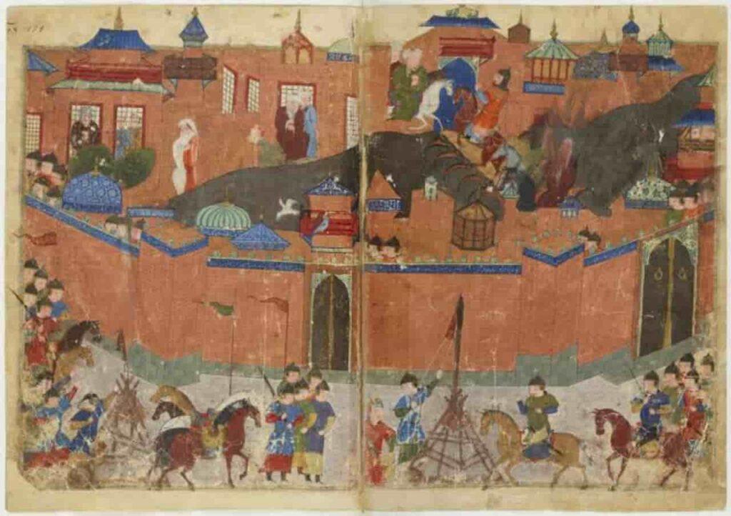 Serangan Mongol
