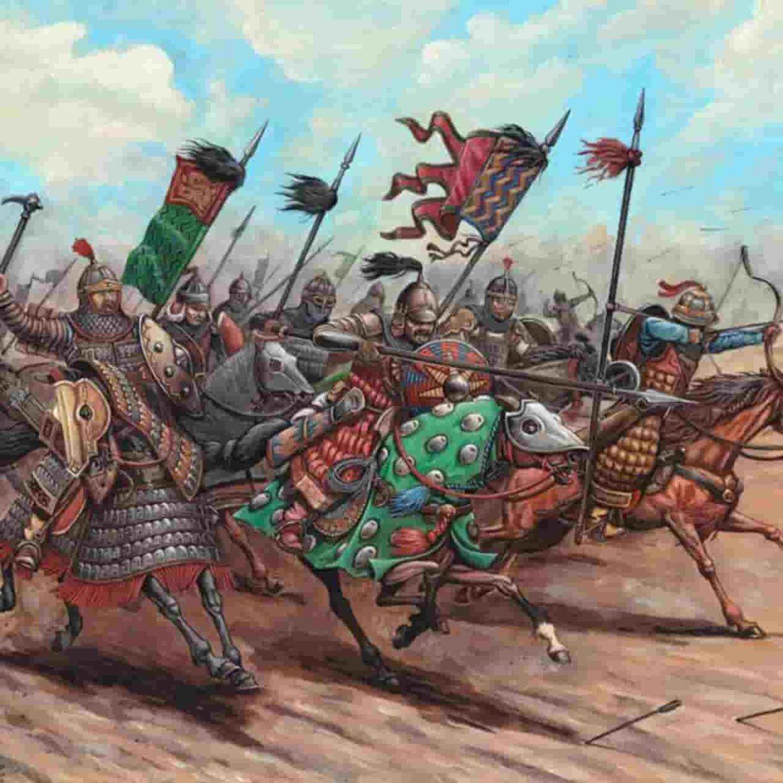 Perang lawan mongol