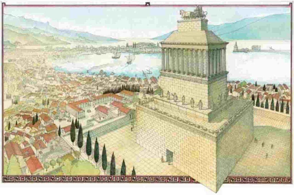 Mausoleum Halicarnassus (Turki)