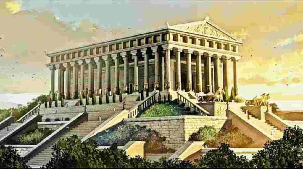 Kuil Dewi Artemis (Yunani)