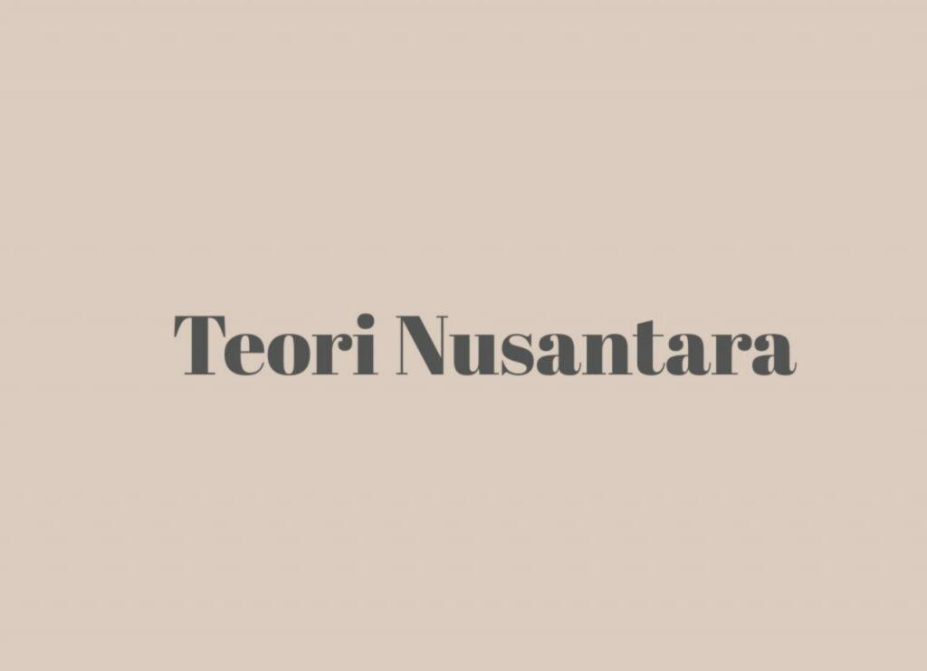 Teori Nusantara