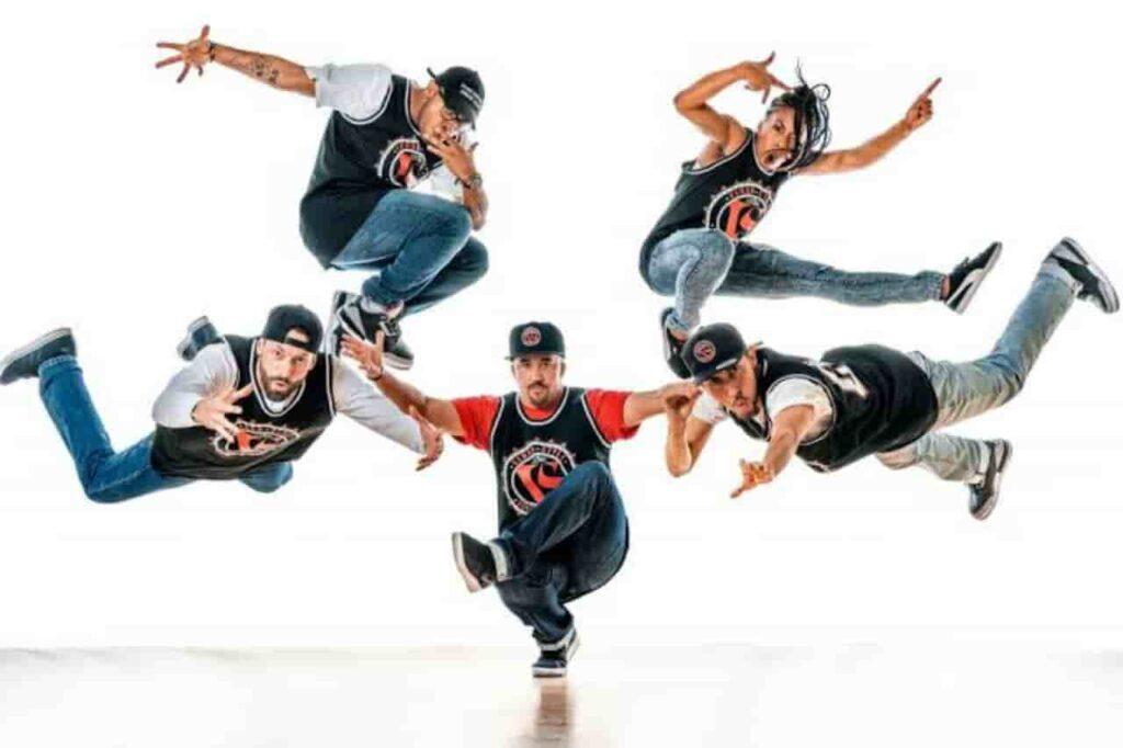 Tari hip hop