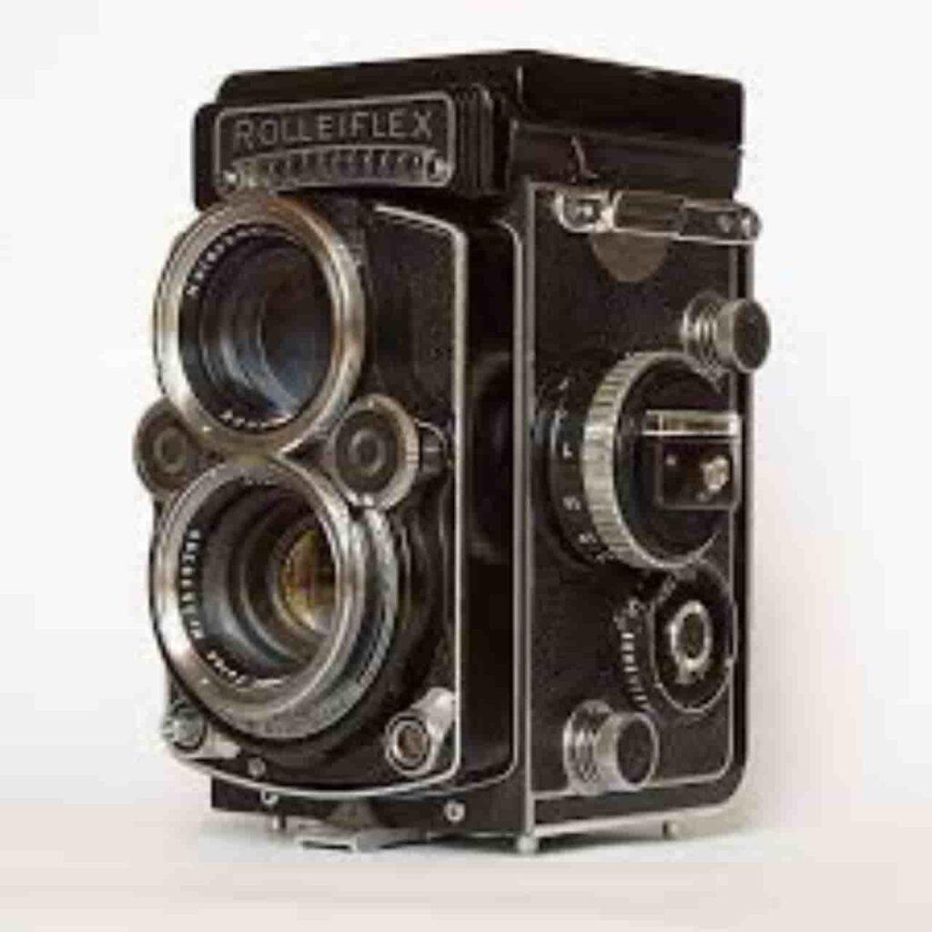 Kamera TLR