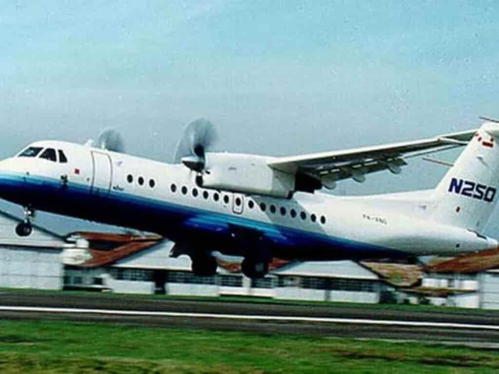 Pesawat n250 Gatotkaca