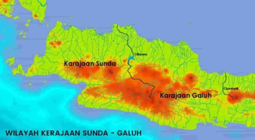 Kerajaan Sunda Galuh