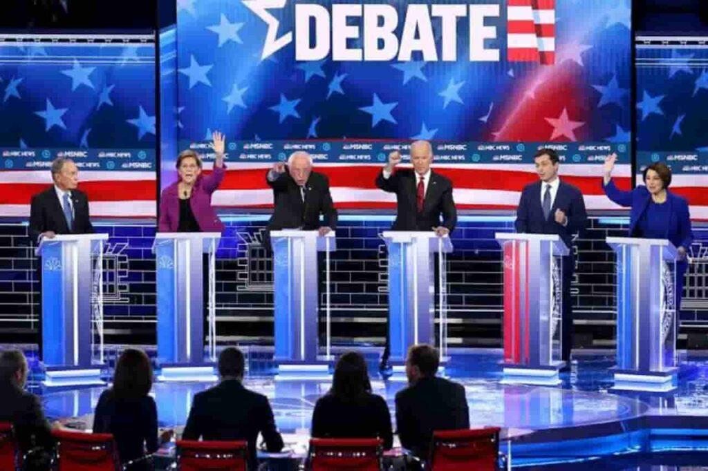 Debat politik