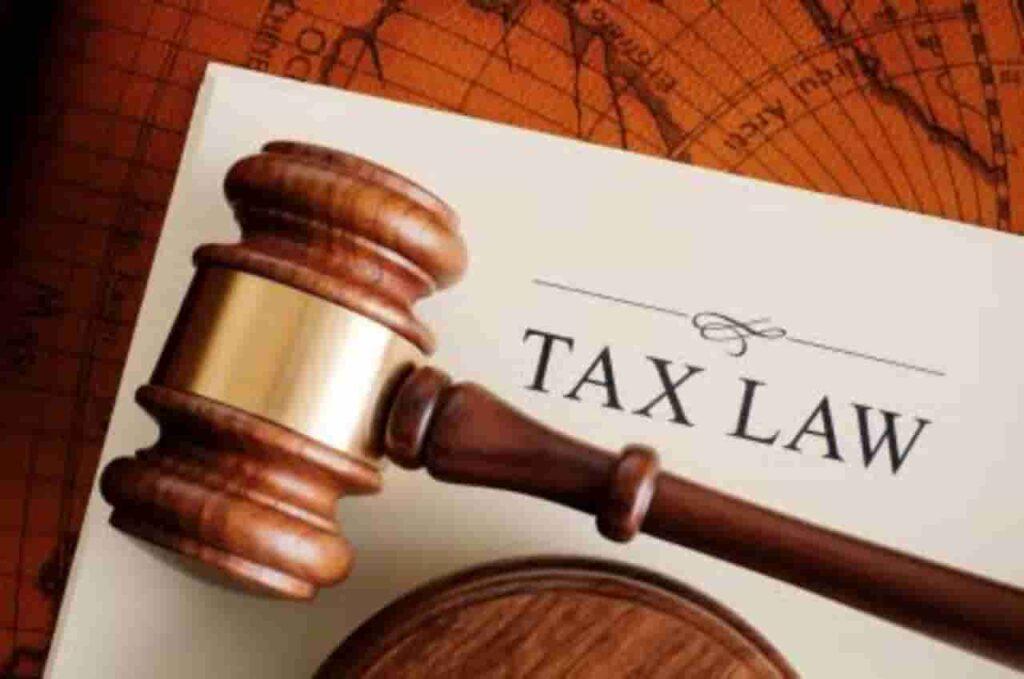 Undang - undang pajak