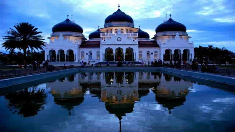 Mesjid Aceh Darussalam