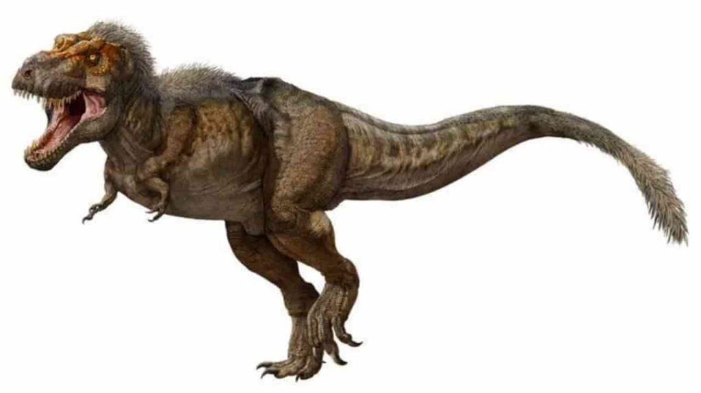 Hewan prasejarah paling mengerikan T-rex