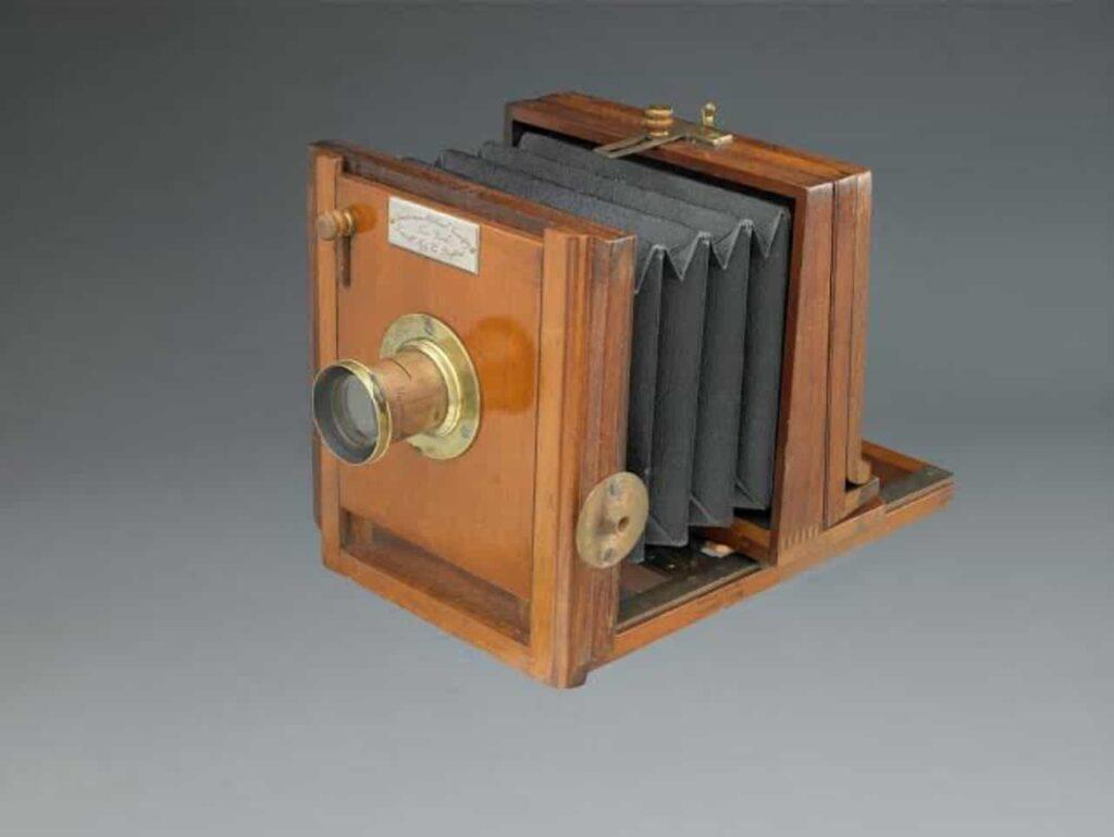 Kamera Dry Plates