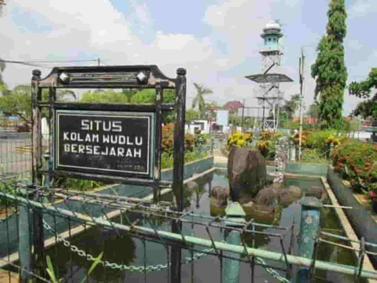 Situs Kolam Wudhu