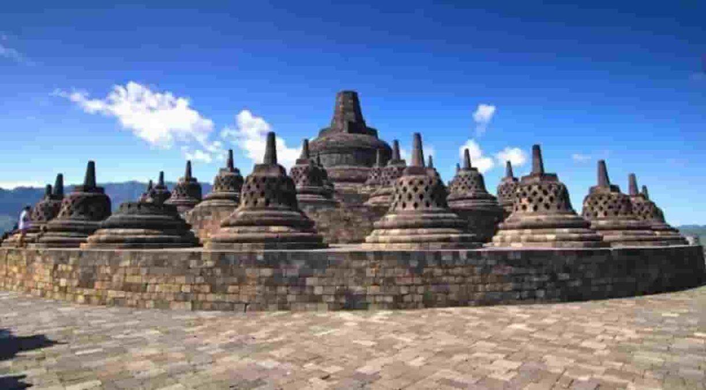 Akulturasi budaya Borobudur