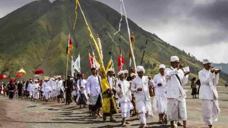 upacara yadnya kasada