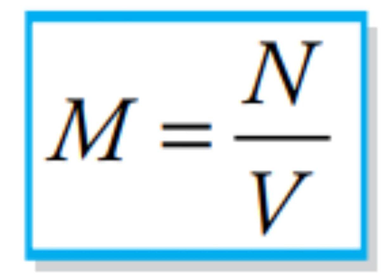 Perhitungan mol zat