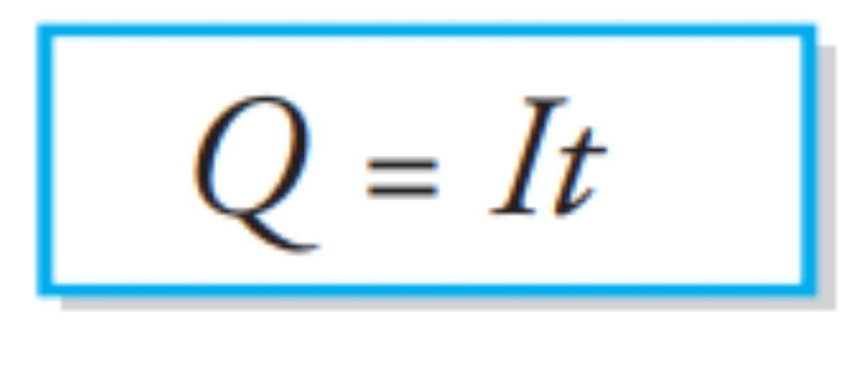 Perhitungan muatan listrik