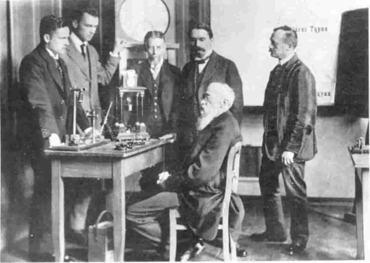 Laboratorium wundt