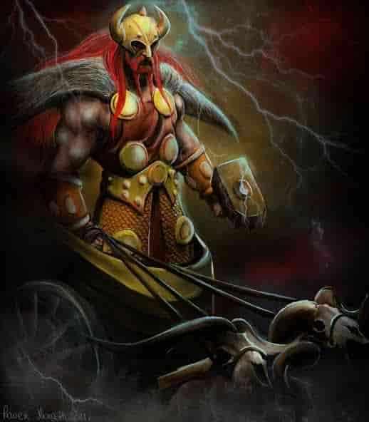 Thor, Dewa Petir