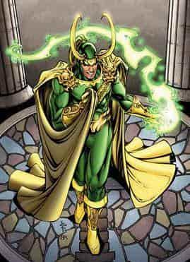 Loki dewa tipu daya