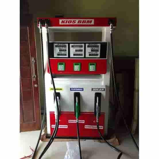 Usaha pom bensin mini
