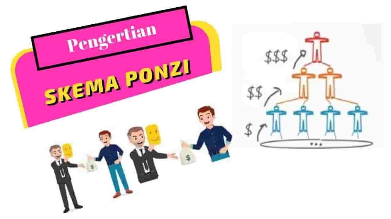 Skema Ponzi adalah