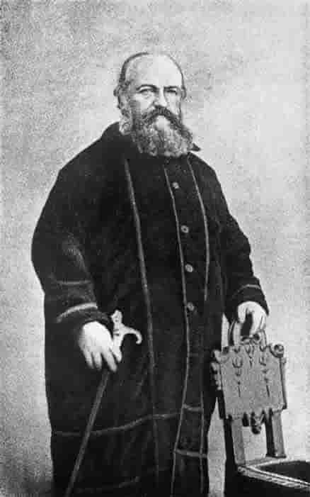 Elphias Levi