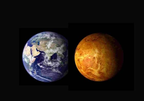Fakta Planet Venus